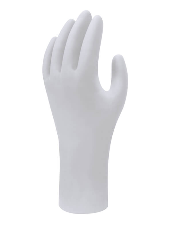 Showa Best 350L SHOWA Best Glove Atlas Fit 350 PF Knit Glove with Nitrile Palm Coating Showa Best® Medium Large Green Pack of 12